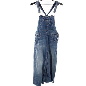 Free People We The Free SlouchyCropped Overalls 29